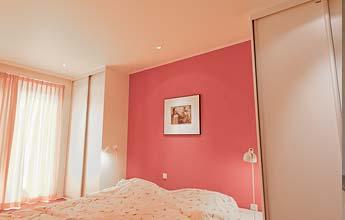 Gestaltung Schlafzimmerdecke - PLAMECO