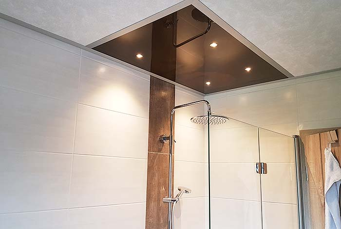 Deckengestaltung Badezimmer - Ideen - PLAMECO-Decken in Köln